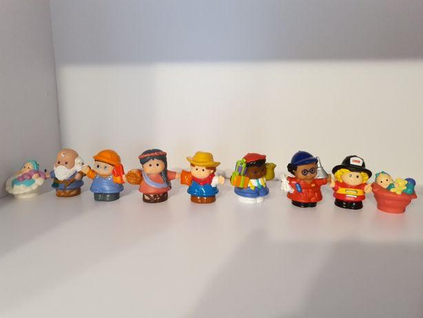 Figurka , figurki Fisher Price Little People Ludzie ludziki Zwierzątka