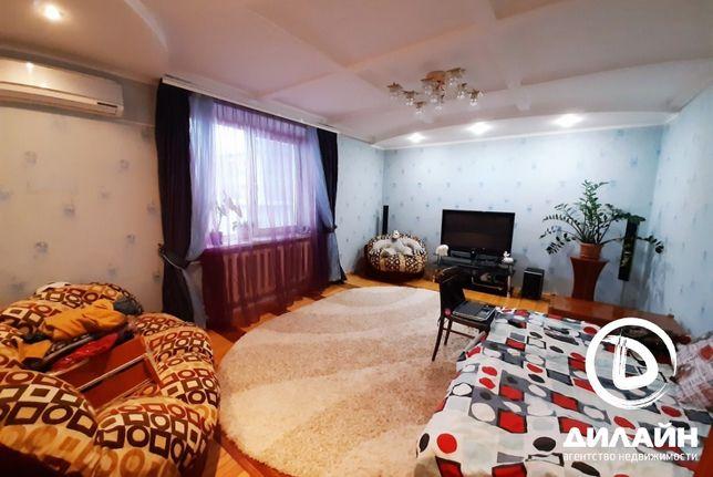 3к квартира с мебелью и техникой, 71 м²