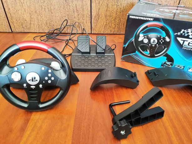 Volante Thrustmaster T60 PS3/PC