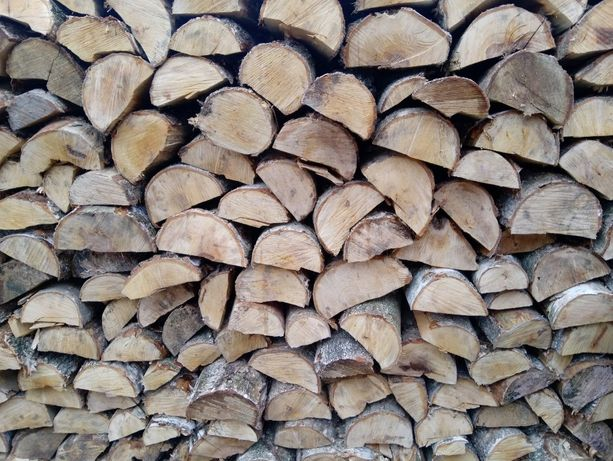 Drewno kominkowe brzoza dąb