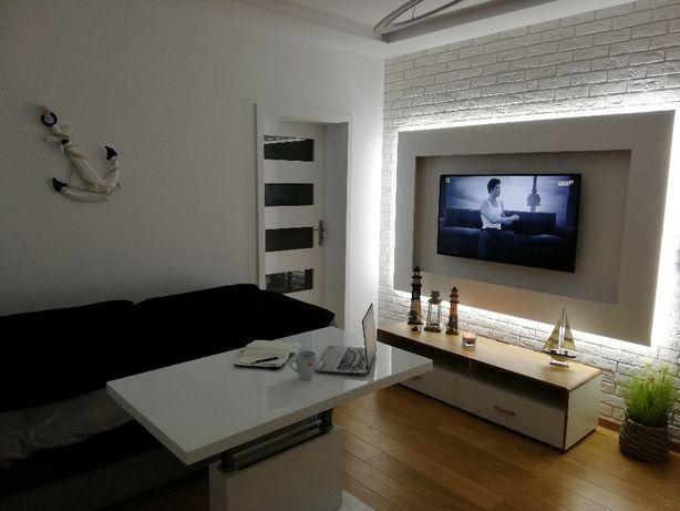 Apartament Biały Żagiel Darłówko 500 m od plaży, wakacje nad morzem