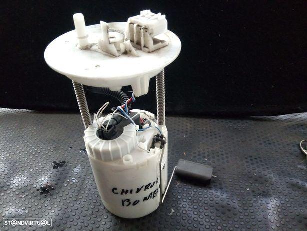 Bomba Do Depósito De Combustível Chevrolet Spark (M300)