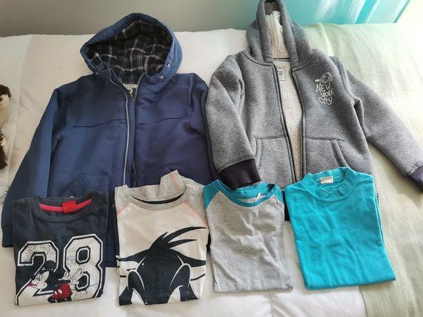 Pack roupa menino