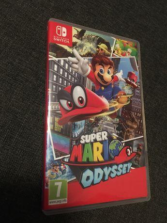 Mario odysey nintendo switch