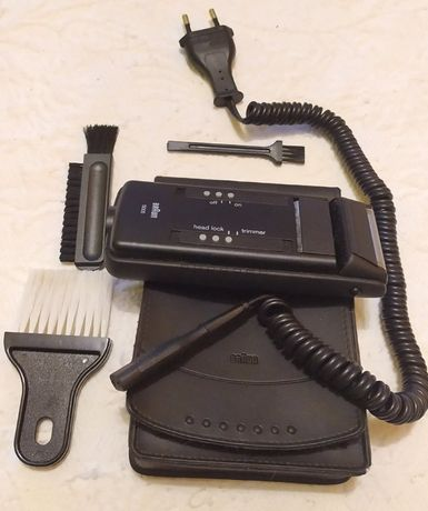 Máquina de barbear BRAUN 5005