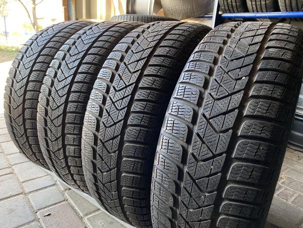 зима 215\60\R16 6,7мм Pirelli SottoZero 3 4шт шины шини