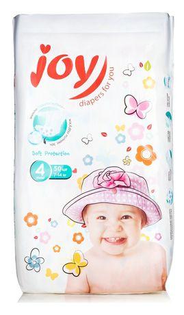 Памперсы Joy 5 премиум