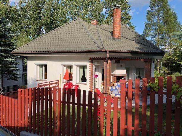 Przestronny dom na Mazurach (6-10 osób)