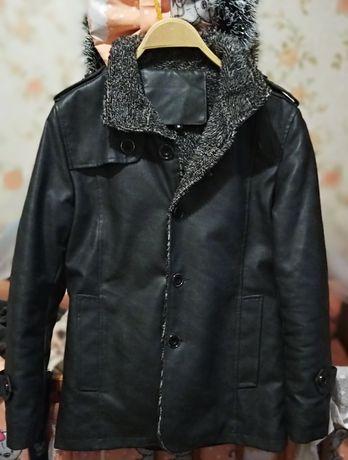 Пальто мужское размер (м)