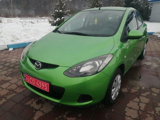 Mazda 2 2008 рік 1.4 бензин