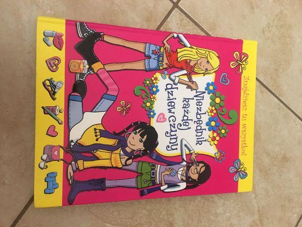 Książka Niezbędnik każdej dziewczyny:)