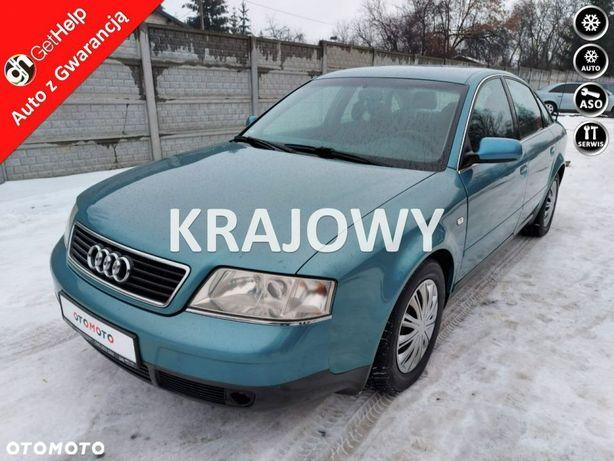Audi A6 2.4i*165*PS*climatronik*grzane*fotele*zarejestrowana*