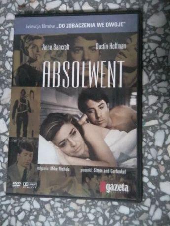 "Film DVD: ""Absolwent"""