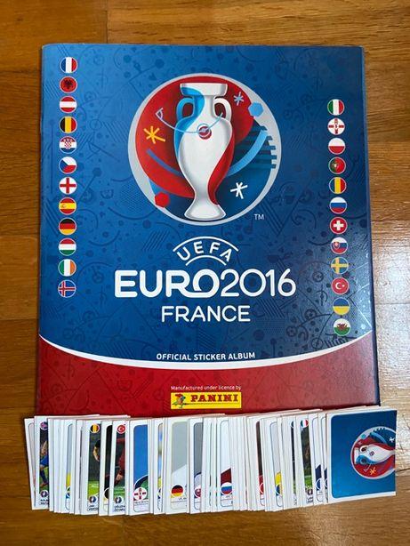 Cromos EURO 2016 França