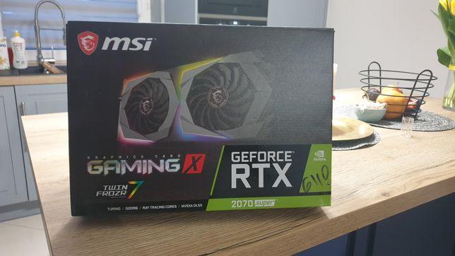 Msi RTX 2070 Super Gaming X