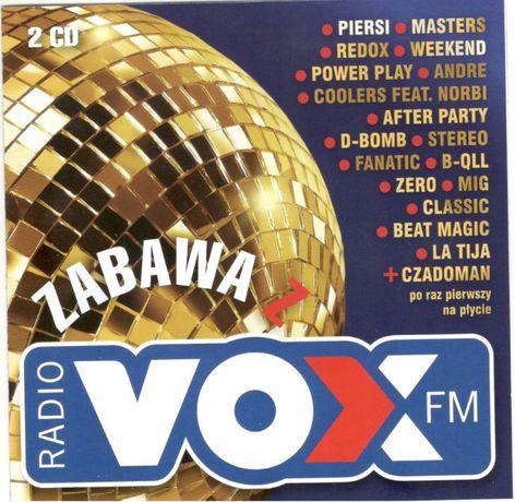 CD Zabawa Radio VOX FM (2 CD )