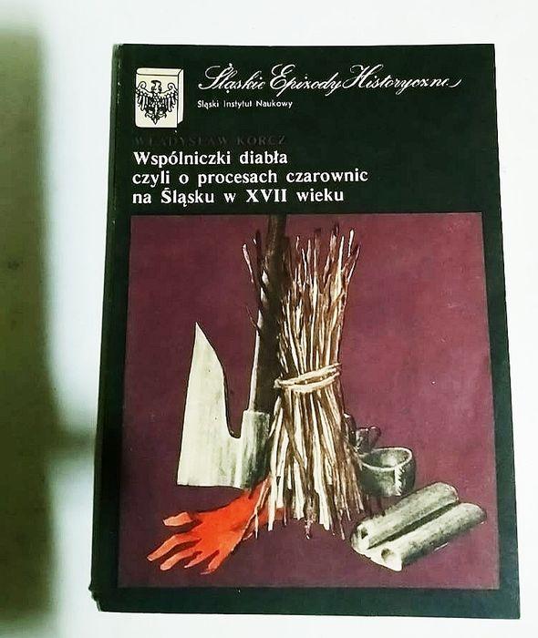 T wspólniczki diabła czyli o procesach czarownic na Śląsku w XVII wiek Katowice - image 1