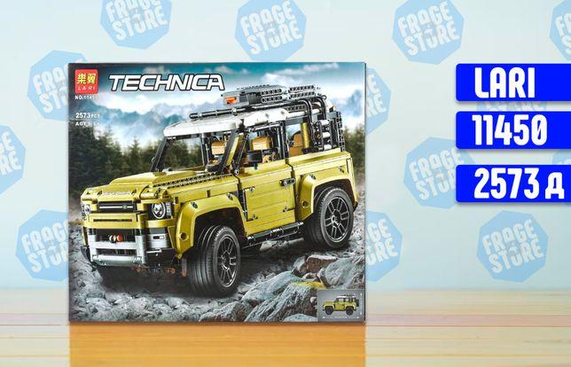 """Конструктор Bela Technica 11450 """"Land Rover Defender"""", 2573 д, лего."""