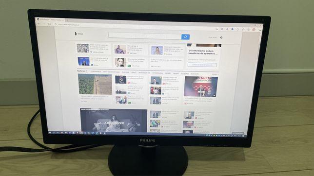Monitor 21.5' Philips