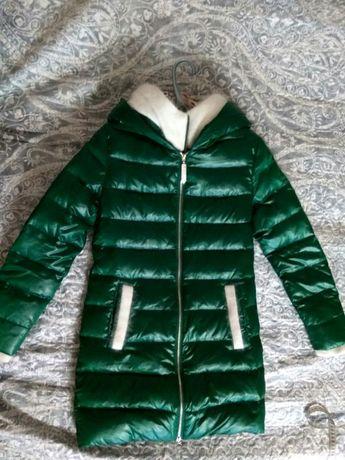 Пуховик жіночий,зимова куртка на пуху,пуховик женский,куртка