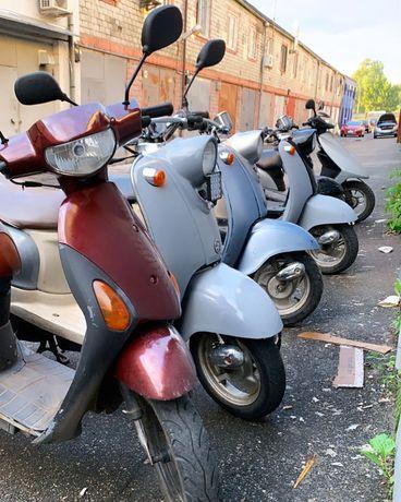 Мопеды в аренду,прокат скутеров на регистрации