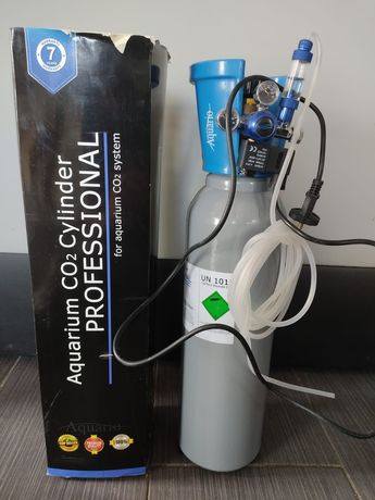 Butla CO2 AQUARIO blue profesional 5L