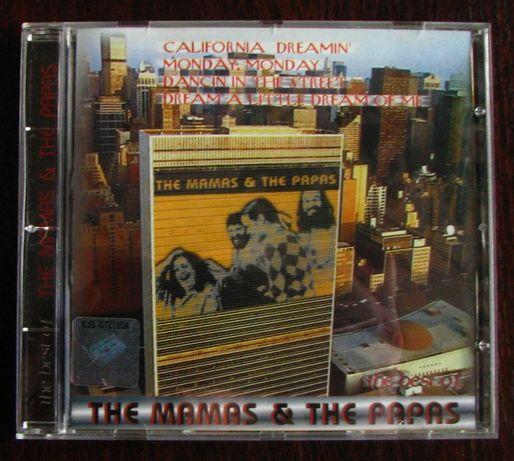CD The Mamas & The Papas największe przeboje