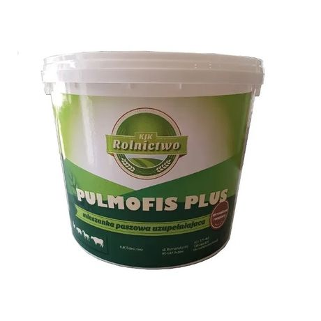 Bezkarencyjny Pulmofis Plus NA KASZEL, duszności u trzody, bydła 2 kg