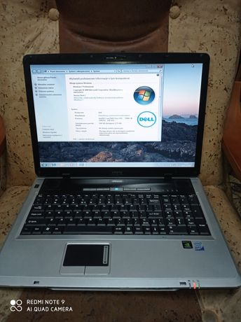 Sprzedam laptop Aristo 17 cali