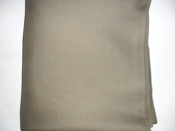 Шерстяная ткань защитного ( зелёного ) цвета