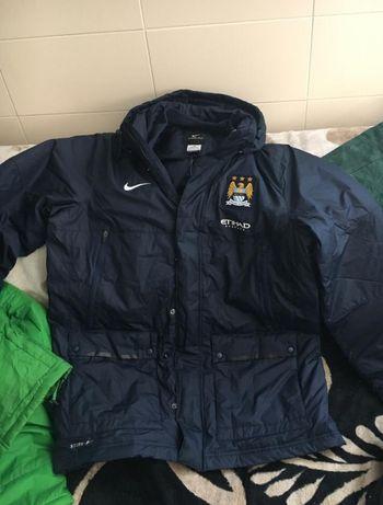 Casaco oficial Nike Manchester City ,novo com etiqueta