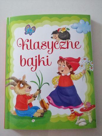 6 bajeczek dla dzieci ksiazka do czytania