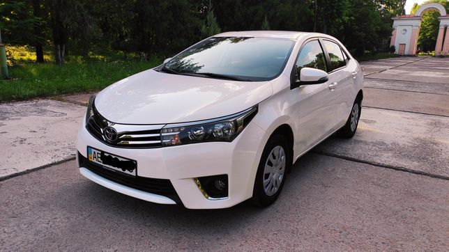 Toyota Corolla 1.6  2014