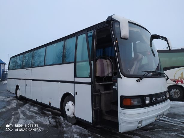 Продам автобус Setra 215 HD