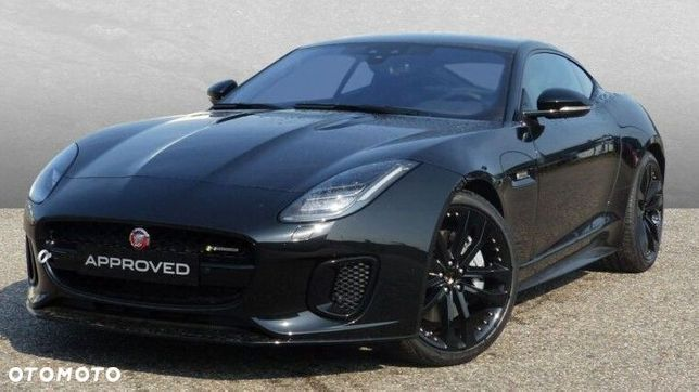 Jaguar F-Type Coupe P300 R Dynamic LED Panorama