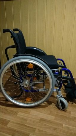 Инвалидная коляска INVACARE SpinX.