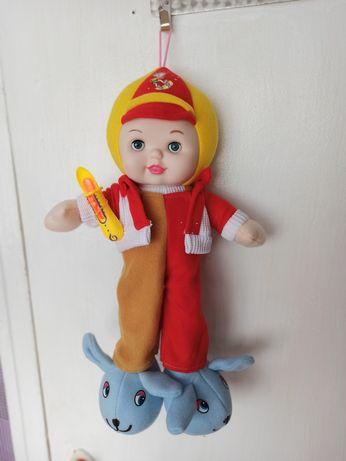 Магкая говорящая кукла