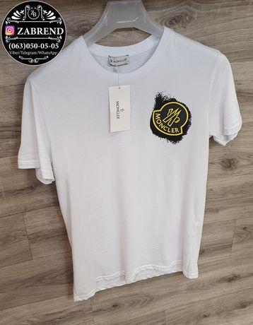 Брендовые футболки GUCCI,Philipp Plein,Moncler, тенниски хлопок 100%