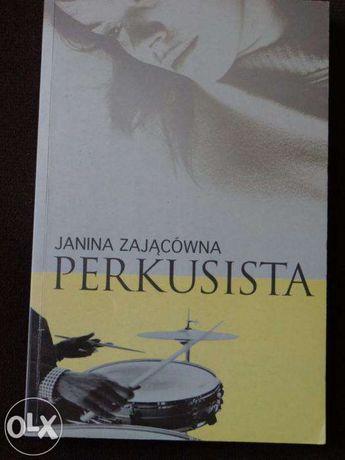 Książka pt.''Perkusista'' autor Janina Zającówna