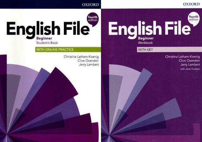 English File 4-th edition Beginner