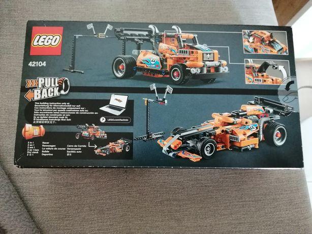 Lego technic wiek 7 +