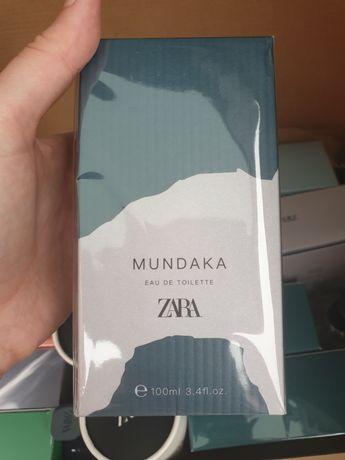 Оригинальные парфумы Zara Духи Mundaka Black Pink Nuit Femme Tobacco