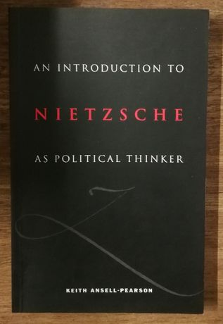 na introduction to nietzsche as political thinker, keith ansell-pearso