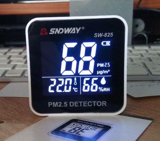 Анализатор загрязненности воздуха SNDWAY SW-825 PM 2.5