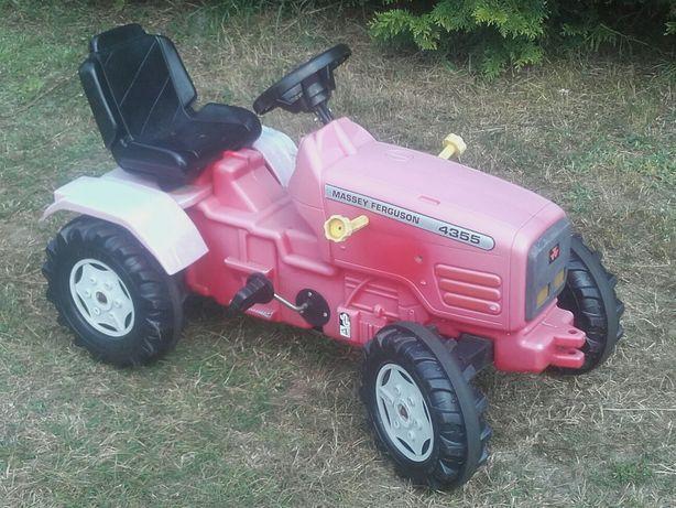 Traktor duży