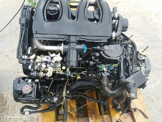 Motor PSA 1.9d WJZ/WJY