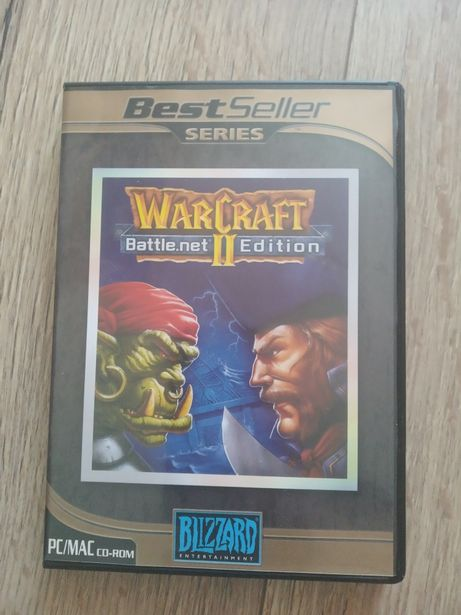 GRA PC Warcraft 2