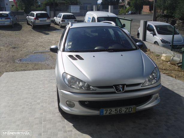 Peugeot 206 SW 1.4 16V Quicksilver
