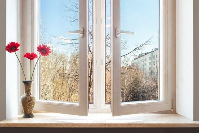 Окна с Донецкого завода