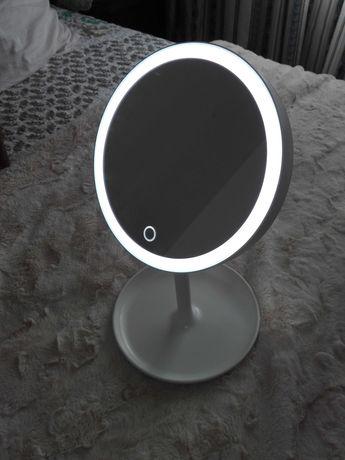 Espelho de maquilhagem iluminado Lidl